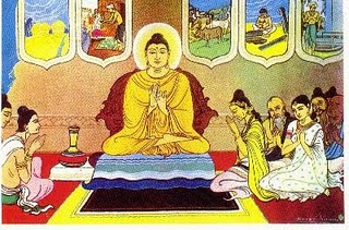 Lima Dasar Moral Umat Buddha ~ Dharma Carya