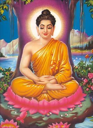 Meditasi Budha Hubungan dengan Pikiran , jasmani Perasaan ...