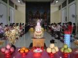 KEBAKTIAN PEMANDIAN BUDDHA RUPANG